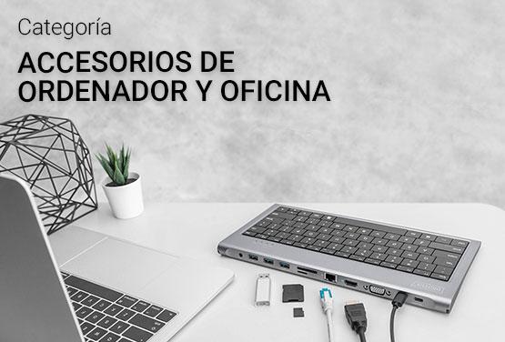Accesorios de ordenador y oficina