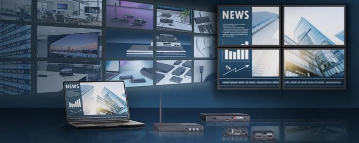 Audio- und Video-Systeme