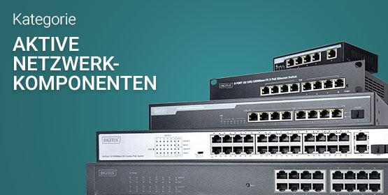 Kategorie Aktive Netzwerkkomponente