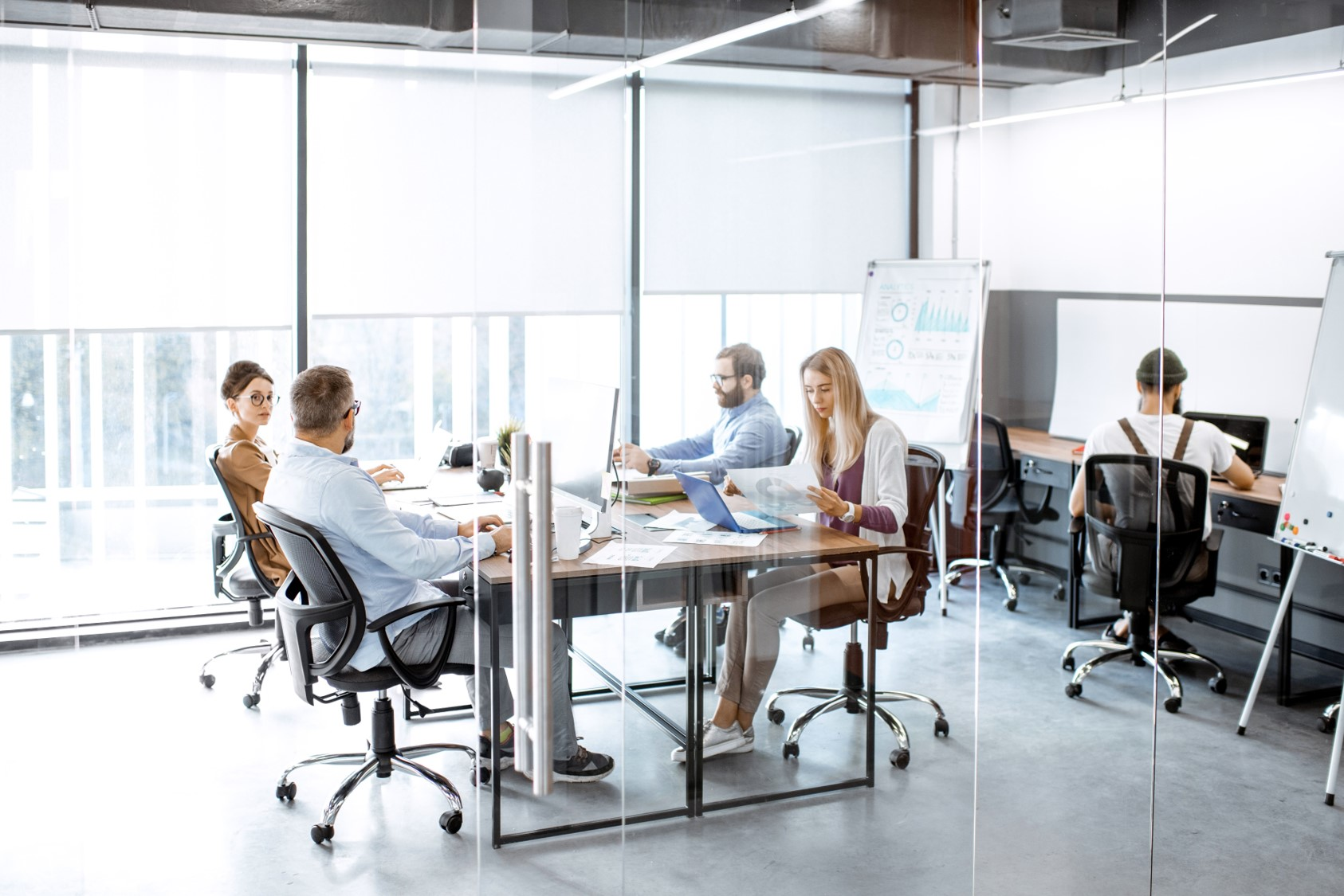 Meeting and Conference Rooms