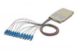 Fiber Optic Splice Cassetes - equipped