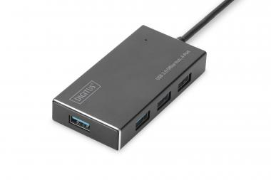 USB 3.0 Office Hub, 4-Port