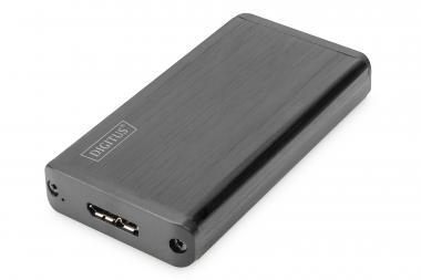 External SSD Enclosure, mSATA - USB 3.0