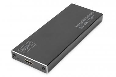 External SSD Enclosure, M.2 - USB Type-C™