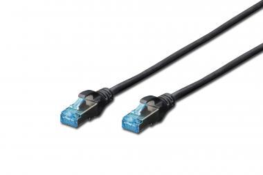 Prespojni kabel Kat. 5e SF/UTP