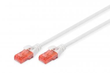 Prespojni kabel Kat. 6 U/UTP - LSZH