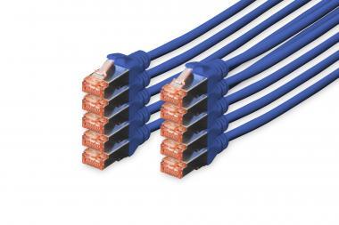 Prespojni kabel, Kat.6 S/ FTP, 10 jedinica