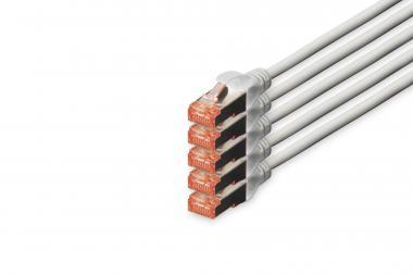 Prespojni kabel, Kat.6 S/ FTP, 5 jedinica