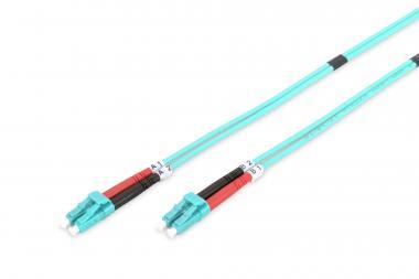 Optički multimodni prespojni kabel, OM3, LC / LC