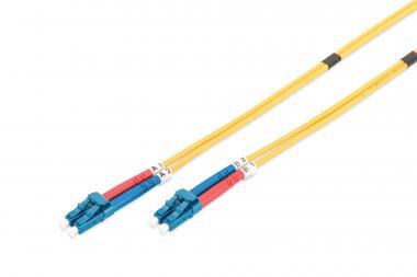 Optički singlemodni prespojni kabel, LC / LC