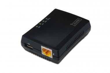 1-Port USB 2.0 Multifunction Network Server