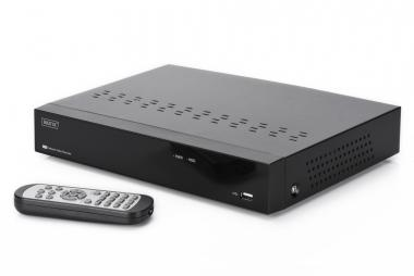 Plug&View Network Video Recorder, 1TB HDD