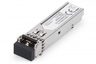 HP-HPE compatible mini GBIC (SFP) Module, 1.25 Gbps, 0.55 Km