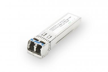 mini GBIC (SFP) Module, 10Gbps, 10.0km, with DDM Feature
