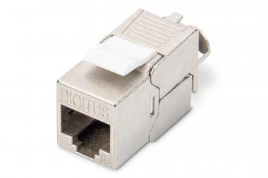 CAT 6A Keystone Module, shielded, toolfree