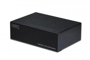VGA Splitter 500MHz, 2-Port