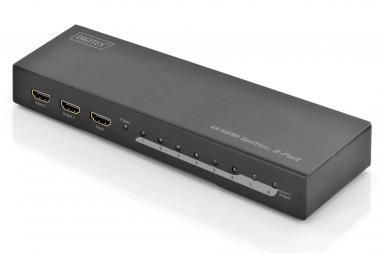 4K HDMI Splitter, 1x8