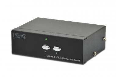 VGA Switch 2 PCs, 1 Monitor