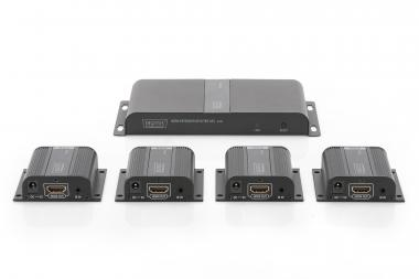 HDMI Extender Splitter Set, 1x4