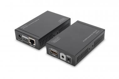 4K HDMI Extender Set, HDBaseT™, 4K/30Hz, 100 m