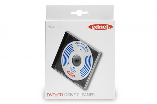 CD/DVD/Blu-ray Driver Cleaner