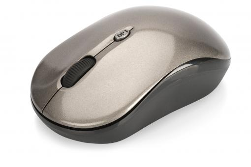 Wireless Notebook Mouse, 2.4 GHz