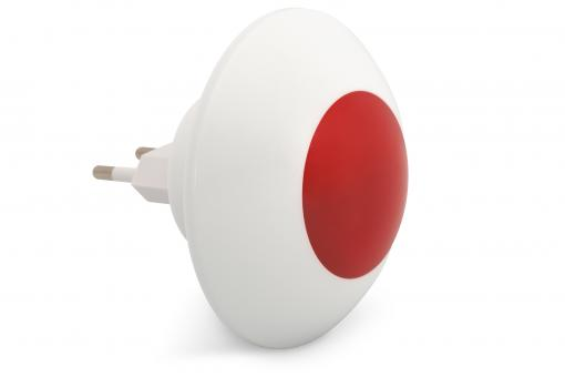 .smart home alarm signal for indoor use