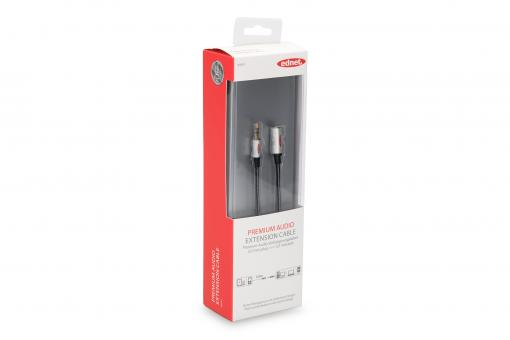Audio Extension Cable, Stereo