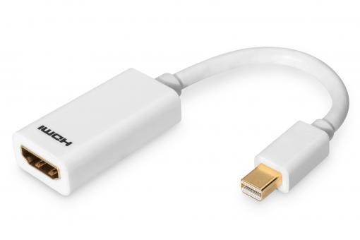 Cable adaptador Mini DisplayPort - HDMI