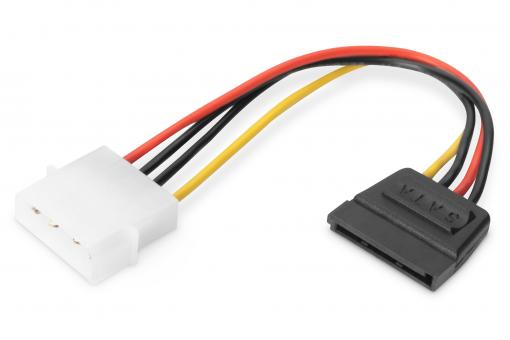 Internal power supply cable