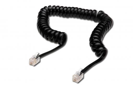 UAE Modular Spiral-Anschlusskabel