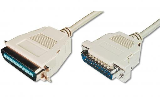 Printer connection cable