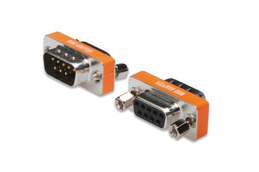 Adapter mini Null modem