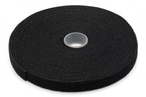 Hook-and-loop fastener tape on roll