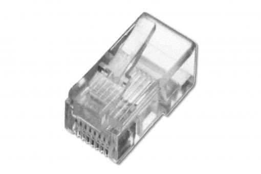 Connecteur modulaire pour câble rond