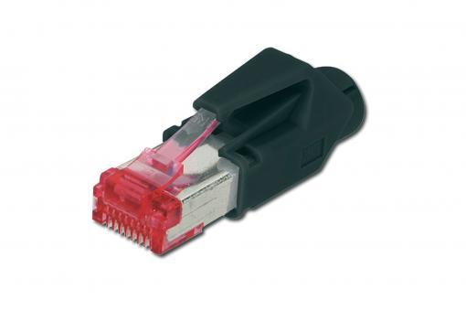 Hirose Modular Plug, CAT 6 TM 21