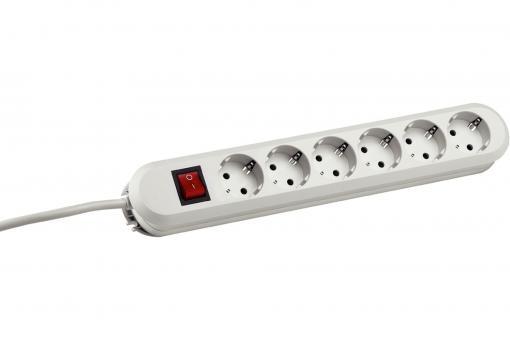 Bachmann SMART 6-way power strip 1x switch supply 5m (381.252K)