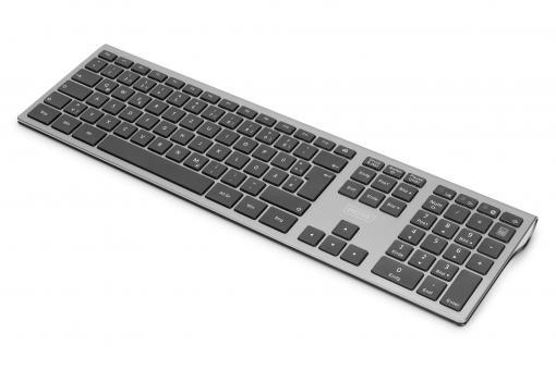 Ultra-Slim Tastatur, drahtlos, 2,4 GHz