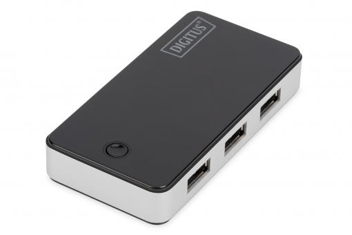 USB 3.0 Hub, 4-port black