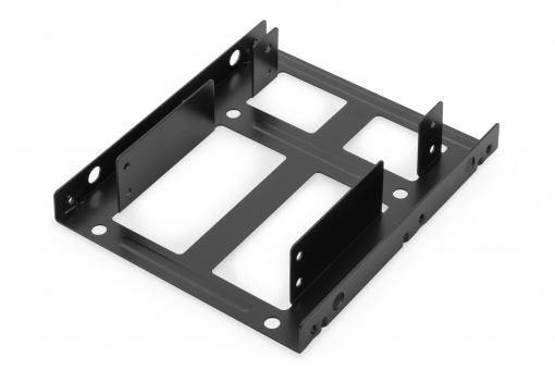 "Dual 2.5"" HDD/SSD Internal Mounting Kit incl. cable set"