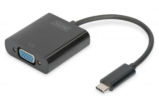 USB Type-C™ VGA Graphics Adapter