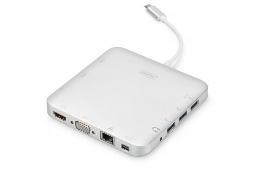 Universal Docking Station, USB Type-C™