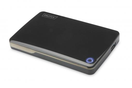 "Externes SSD/HDD-Festplattengehäuse 2.5"", SATA auf USB 3.0"