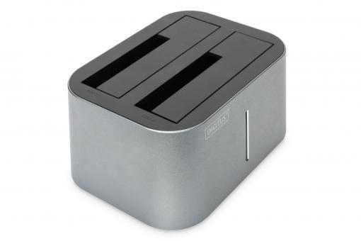 "2.5""/3.5"" USB 3.0 Dual SATA HDD Docking Station"