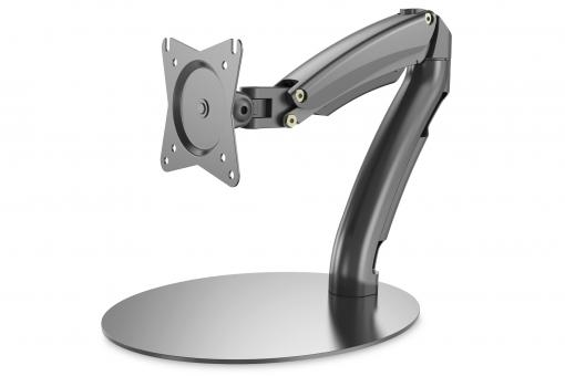 Universal LED/LCD Monitor Stand with gas spring