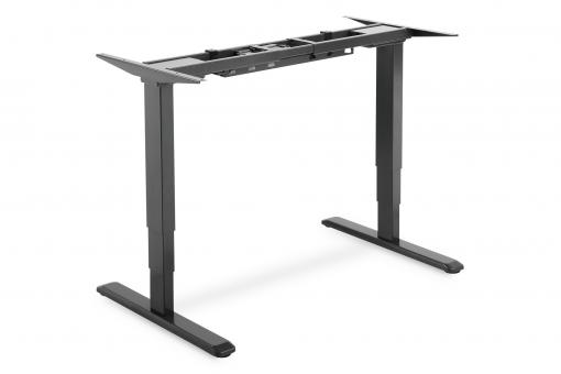 Electrically Height-Adjustable Table Frame