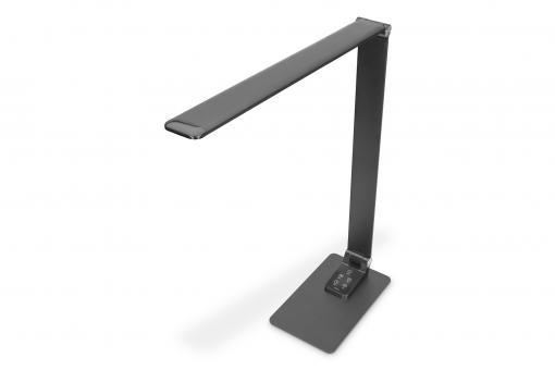 LED-Schreibtischlampe mit USB-Ladeanschluss