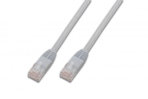 CAT 5e unshielded flat patch cord