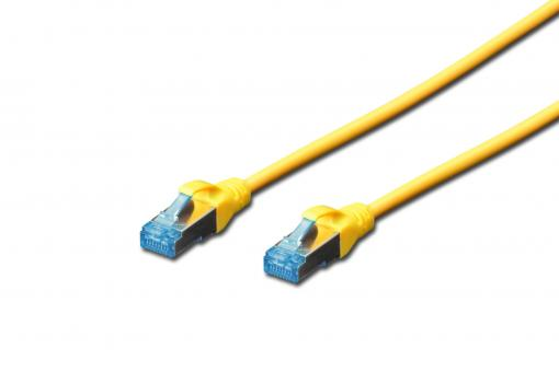 CAT 5e SF/UTP patch cord