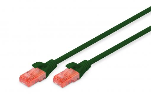 CAT 6 U/UTP patch cord